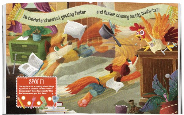 Storytime_kids_magazines_Issue37_sly_fox_stories_for_kids_www.storytimemagazine.com