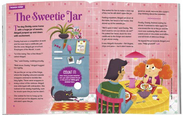 Storytime_kids_magazines_Issue38_sweeties_jar_stories_for_kids_www.storytimemagazine.com