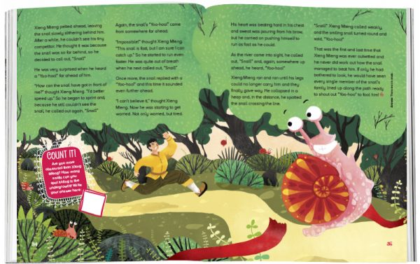 Storytime_kids_magazines_Issue39_the_snail_race_stories_for_kids_www.storytimemagazine.com