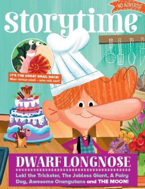 Storytime_kids_magazines_issue39_dwarf_longnose_www.storytimemagazine.com