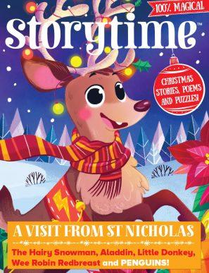 Storytime_kids_magazines_issue40_visit_from_StNicholas_www.storytimemagazine.com