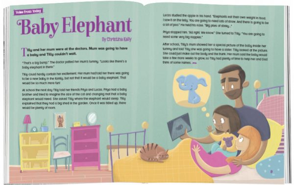 Storytime_kids_magazines_Issue41_baby_elephant_stories_for_kids_www.storytimemagazine.com
