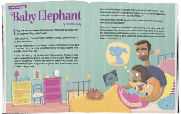 Storytime_kids_magazines_Issue41_baby_elephant_stories_for_kids_www.storytimemagazine.com