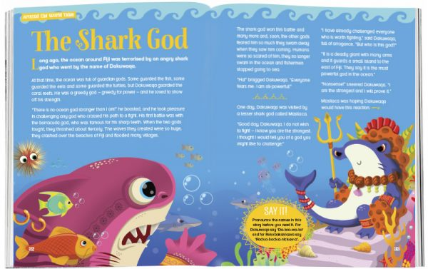Storytime_kids_magazines_Issue41_the_shark_god_stories_for_kids_www.storytimemagazine.com
