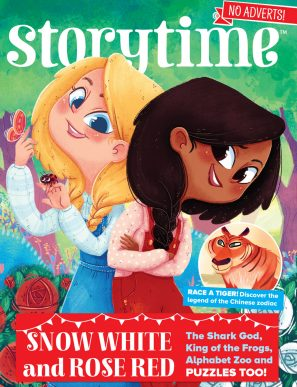 Storytime_kids_magazines_issue41_rose_red_snow_white copy_www.storytimemagazine.com
