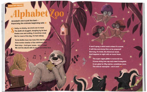 Storytime_kids_magazines_Issue42_alphabet_zoo_stories_for_kids_www.storytimemagazine.com