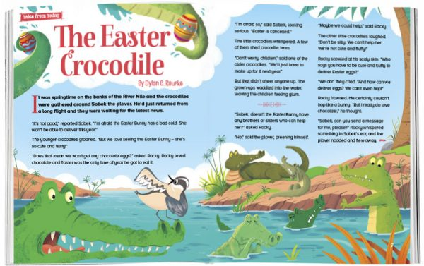 Storytime_kids_magazines_Issue43_the_easter_crocodile_stories_for_kids_www.storytimemagazine.com