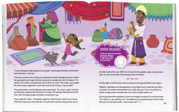 Storytime_kids_magazines_Issue43_the_golden_plate_stories_for_kids_www.storytimemagazine.com