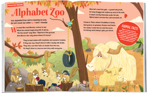Storytime_kids_magazines_Issue45_alphabet_zoo_stories_for_kids_www.storytimemagazine.com