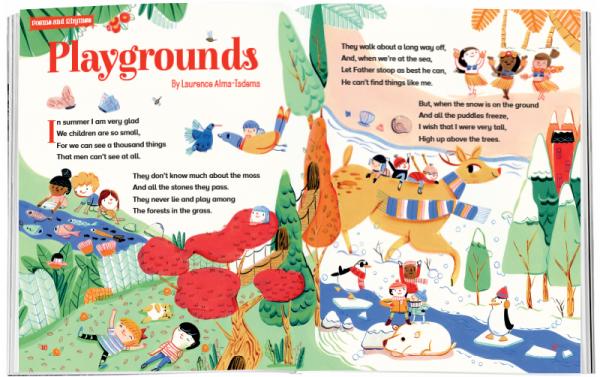 Storytime_kids_magazines_Issue46_the_playground_stories_for_kids_www.storytimemagazine.com