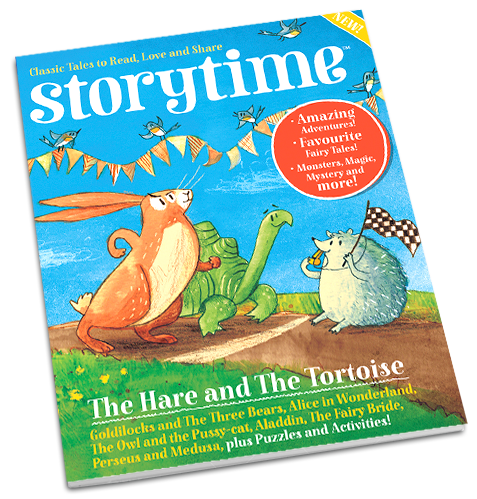 storytime_kids_magazines_the_hare_and_the_tortoise_www.storytimemagazine.com