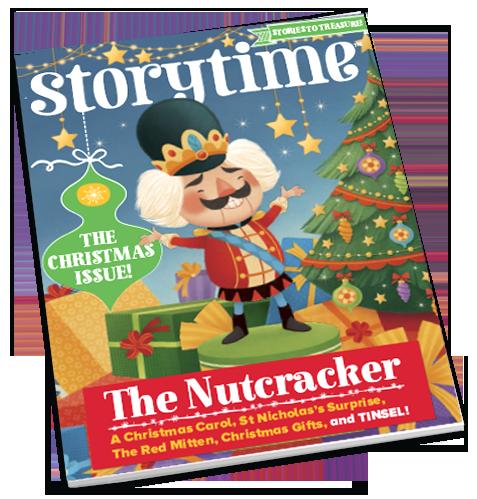Storytime_kids_magazines_27_the_nutcracker_cover_www.storytimemagazine.com