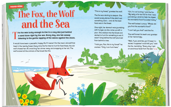 Storytime_kids_magazines_Issue47_fox_wolf_and_the_sea_stories_for_kids_www.storytimemagazine.com