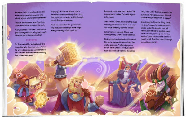 Storytime_kids_magazines_Issue47_how_thor_hammer_was_made_stories_for_kids_www.storytimemagazine.com