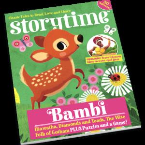 Storytime_kids_magazines_issue18_Bambi_www.storytimemagazine.com