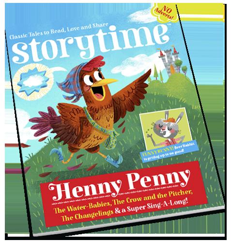 Storytime_kids_magazines_issue19_HennyPenny_www.storytimemagazine.com