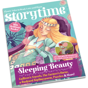 Storytime_kids_magazines_issue20_Sleeping_Beauty_www.storytimemagazine.com