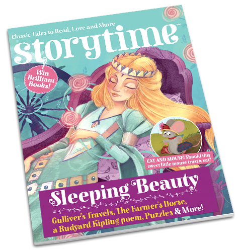 Storytime_kids_magazines_issue20_Sleeping_Beauty_www.storytimemagazine.com