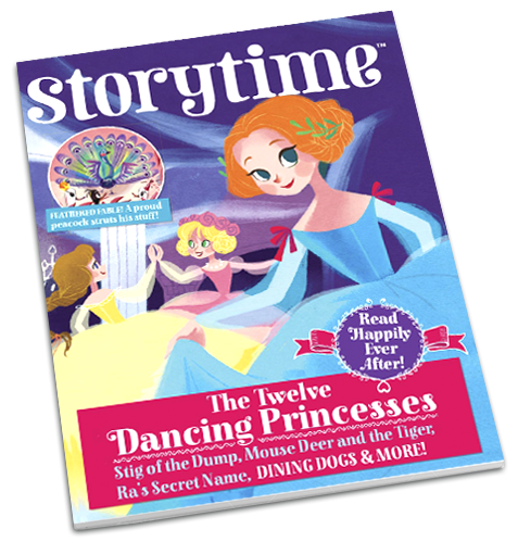 Storytime_kids_magazines_issue22_12_dancing_princesses_www.storytimemagazine.com