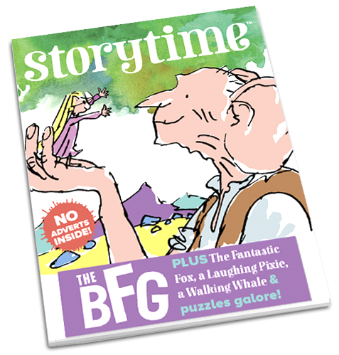 Storytime_kids_magazines_issue23_the_BFG_www.storytimemagazine.com