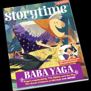 Storytime_kids_magazines_issue26_Baba_Yaga_www.storytimemagazine.com