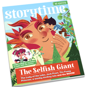 Storytime_kids_magazines_issue28_Selfish_Giant_www.storytimemagazine.com