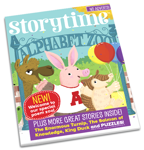 Storytime_kids_magazines_issue29_Alphabet_Zoo_www.storytimemagazine.com