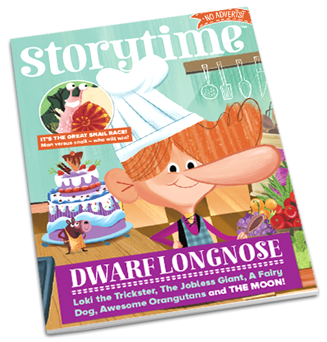 Storytime_kids_magazines_issue39_dwarf_longnose_Current_issue_www.storytimemagazine.com