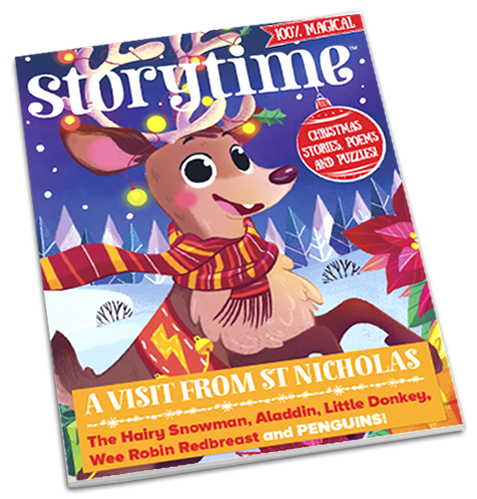 Storytime_kids_magazines_issue40_visit_from_Stnicholas_Current_issue_www.storytimemagazine.com