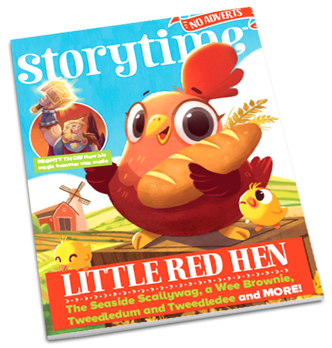 Storytime_kids_magazines_issue47_Little_Red_Hen_Current_www.storytimemagazine.com/shop