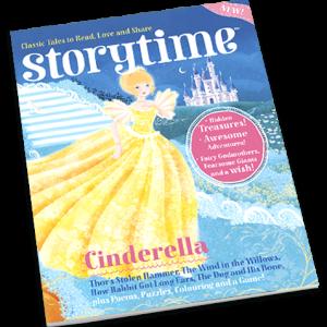 storytime_kids_magazine_cinderella_www.storytimemagazine.com