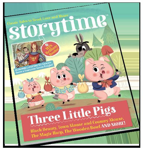 storytime_kids_magazines_three_little_pigs_www.storytimemagazine.com