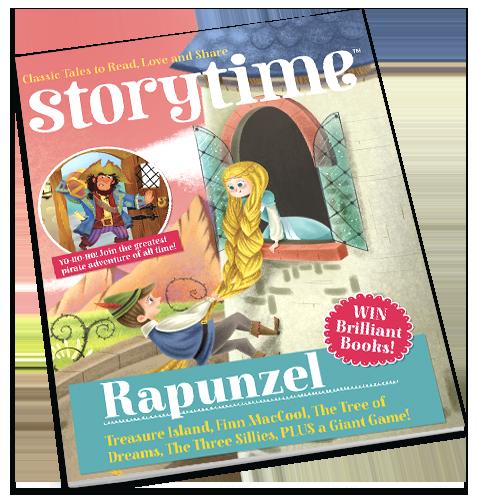 storytime_kids_magazine_rapunzel_www.storytimemagazine.com