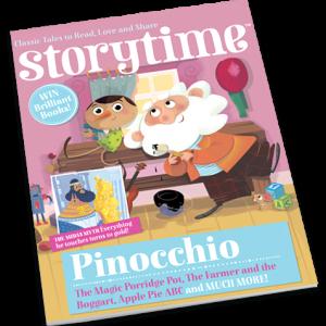 storytime_kids_magazines_pinocchio_www.storytimemagazine.com