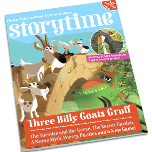 storytime_kids_magazines_three_billy_goats_gruff_www.storytimemagazine.com