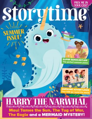 Storytime_kids_magazines_issue48_Harry_the_narwhal copy_www.storytimemagazine.com