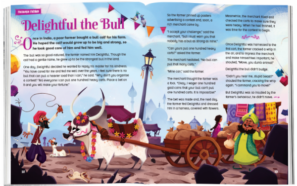 Storytime_kids_magazines_Issue49_delightful_bull_stories_for_kids_www.storytimemagazine.com