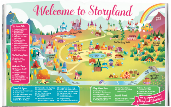 Storytime_kids_magazines_Issue49_storyland_map_stories_for_kids_www.storytimemagazine.com