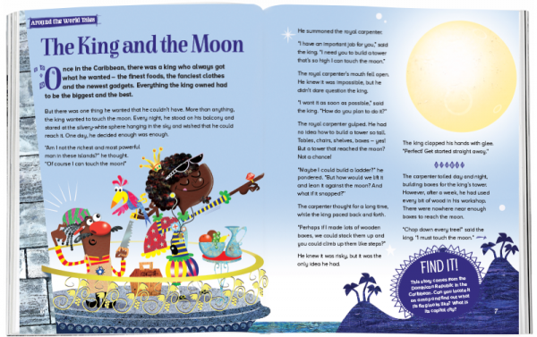 Storytime_kids_magazines_Issue49_the_king_and_the_moon_stories_for_kids_www.storytimemagazine.com