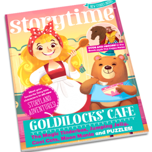 Storytime_kids_magazines_issue49_Goldilocks_current_www.storytimemagazine.com