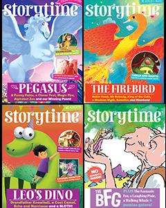 Back Issue Bundles Archives - Storytime Magazine