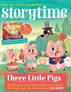 Storytime, 50 Stories to Read Before You're 10, Fairy Tales, Educational Stories, Three Little Pigs