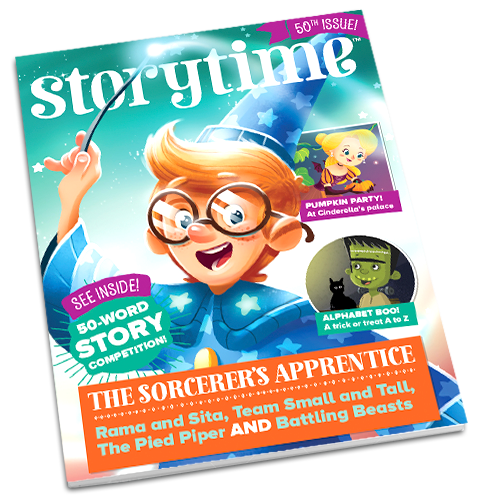 Storytime_kids_magazines_issue50_Aprentice_Sorcerer_current copy_www.storytimemagazine.com