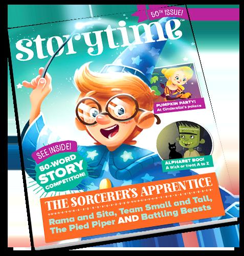Storytime_kids_magazines_issue50_Aprentice_Sorcerer_current copy_www.storytimemagazine.com