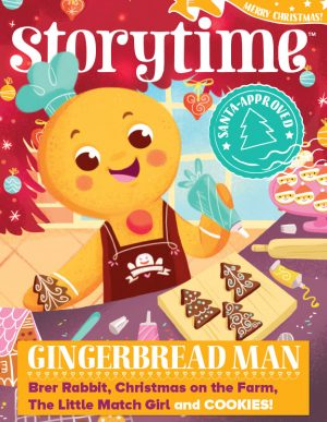 Storytime_kids_magazines_issue52_gingerbread_man_www.storytimemagazine.com