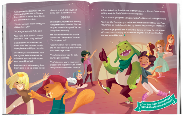 Storytime_kids_magazines_Issue53_Puss_in_Boots_Troll_stories_for_kids_www.storytimemagazine.com