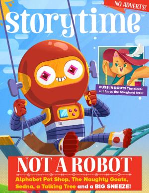 Storytime_kids_magazines_issue53_Not_A_Robot_www.storytimemagazine.com
