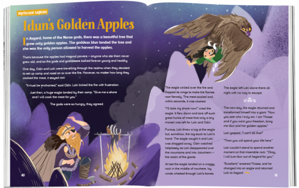 Storytime_kids_magazines_Issue55_Idun_Golden_apples_stories_for_kids_www.storytimemagazine.com