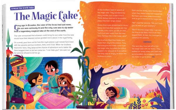 Storytime_kids_magazines_Issue55_Magic_Lake_stories_for_kids_www.storytimemagazine.com
