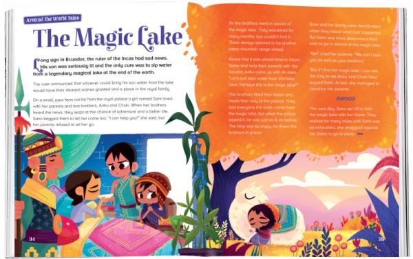 Storytime_kids_magazines_Issue55_Magic_Lake_stories_for_kids_www.storytimemagazine.com